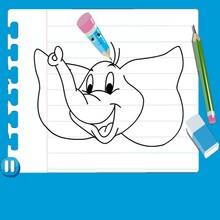 Dibujar Melvin® de Choco Krispis® Pops® de Kellogg's® - Dibujar Dibujos - Cómo DIBUJAR - videos para niños