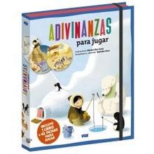 Libro : Adivinanzas para jugar