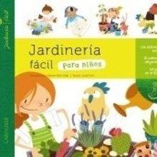 Libro : Jardinería fácil para niños