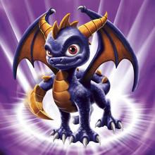 Dibujos para colorear SKYLANDERS Spyro's Adventure