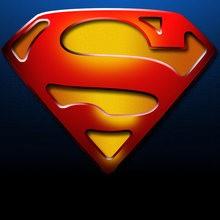 superhéroe, Dibujos SUPERMAN para colorear