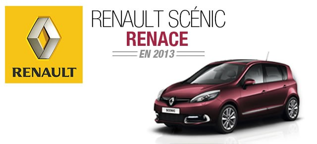 Puzzles RENAULT SCÉNIC