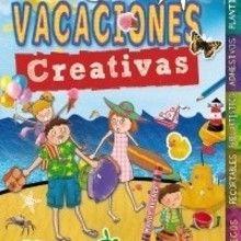 Libro : Vacaciones creativas