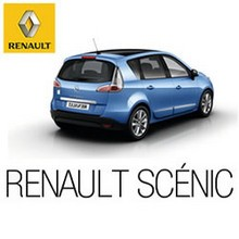 Renault Scénic Maletero - Juegos divertidos - ROMPECABEZAS INFANTILES - Rompecabezas RENAULT SCÉNIC