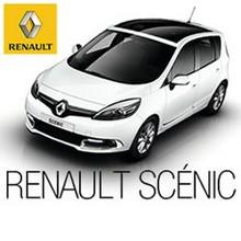 Renault Scénic Coche - Juegos divertidos - ROMPECABEZAS INFANTILES - Rompecabezas RENAULT SCÉNIC