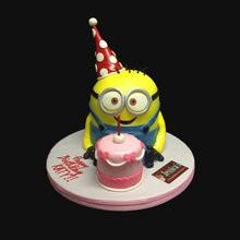 Hacer tus cupcakes con forma MINIONS