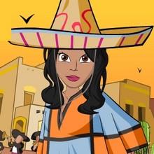 Juego de vestir MEXICO