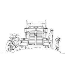 Dibujos Transformers Para Colorear 12 Dibujos Gratis Para Imprimir