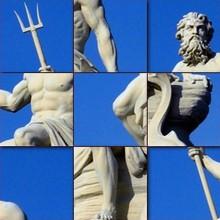 Puzzles de DIOSES Y HEROES DE LA MITOLOGIA GRIEGA