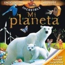 Libro : Mi Planeta