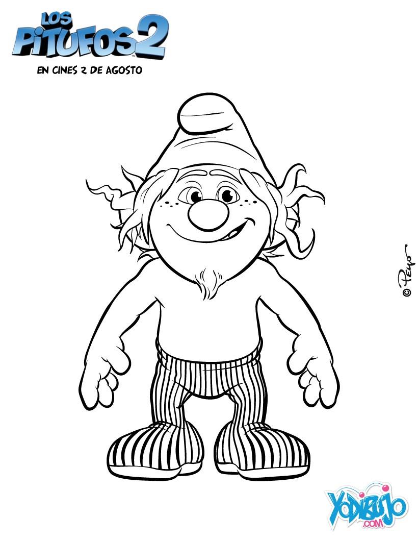 Dibujos para colorear hackus - es.hellokids.com