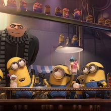 Multitud de Minions