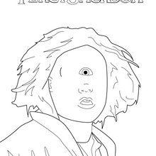 Dibujo para colorear : Tyson el ciclope
