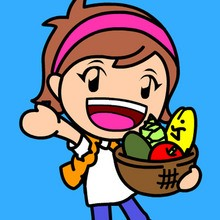 COOKING MAMA WORLD para colorear