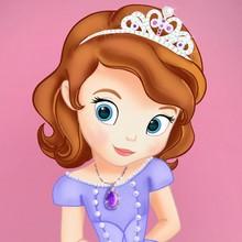 Disney, Dibujos de SOFIA LA PRIMERA para colorear