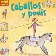 Libro : Caballos y ponis