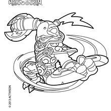 Dibujo para colorear : Free Ranger