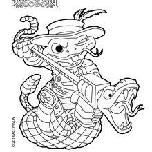 Dibujo para colorear : Rattle Shack