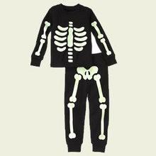 Manualidad infantil : Disfraz de esqueleto