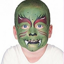 Carnaval con niños, Maquillajes para HALLOWEEN