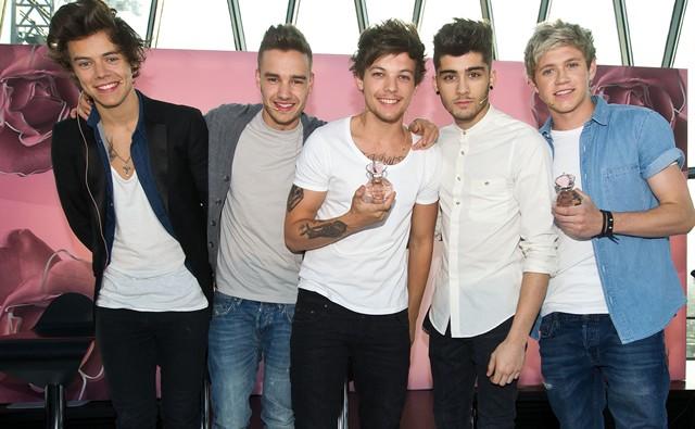 El Perfume de One Direction llega a las tiendas españolas el 12 de octubre.