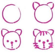 Modelos de ANIMALES para dibujar