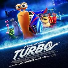 TURBO - En cines el 18 de octubre