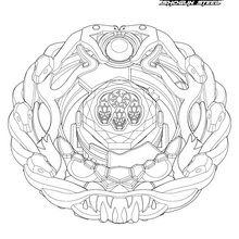 Dibujo para colorear : Orochi