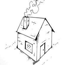 Dessiner une maison en perspective