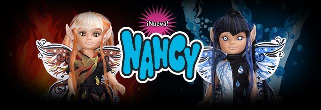 Dibujos de NANCY HALLOWEEN para colorear