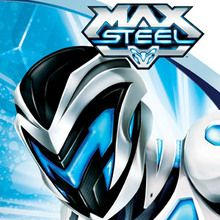 superhéroe, Max Steel para colorear