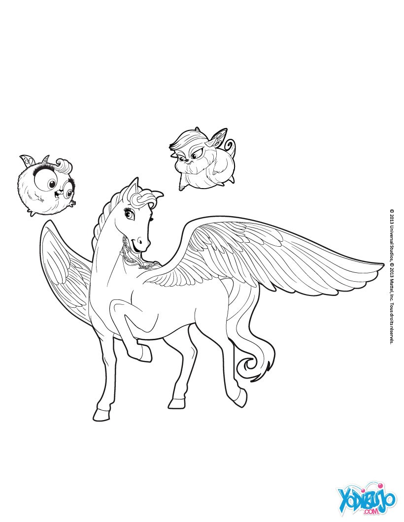 Caballo : Dibujos para Colorear, Lecturas Infantiles, Juegos ...