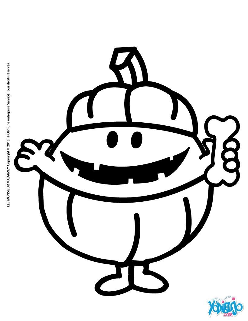 Calabaza : Dibujos para Colorear, Manualidades para niños, Juegos ...