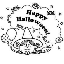 Happy Halloween Doña ALEGRÍA