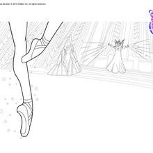Las zapatillas mágicas