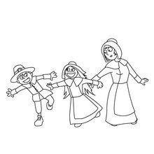 Niños de Peregrinos