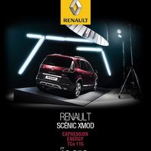 Dibujos de Renault Scénic Authentique para colorear