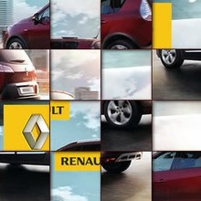 Puzzles Renault SCÉNIC XMOD