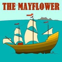 Puzzle en línea : El Mayflower
