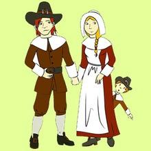 Familia de Peregrinos