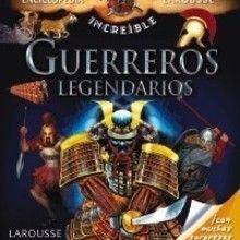 Libro : Guerreros Legendarios