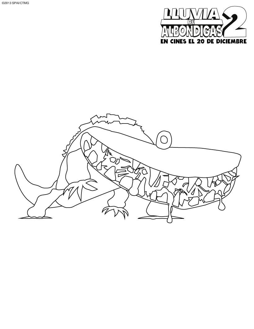 Cocodrilo : Dibujos para Colorear, Lecturas Infantiles, Juegos ...