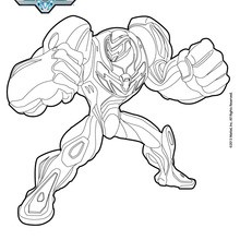 Max Steel turbo