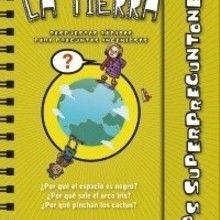 Libro : Los Superpreguntones / La Tierra