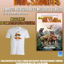 Concurso Caminando entre Dinosaurios