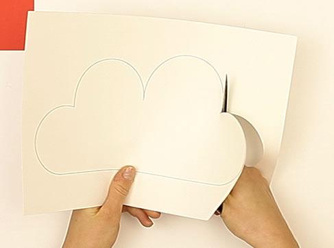 Actividades manuales de tarjeta pop-up 3d corazón - es.hellokids.com