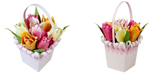 Composición floral