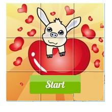 Día de San Valentin, Puzzles SAN VALENTIN