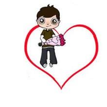 Manualidad infantil : Corazón