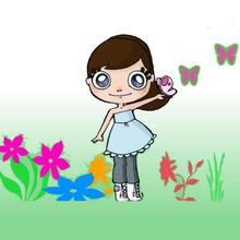 Manualidad infantil : Mariposas